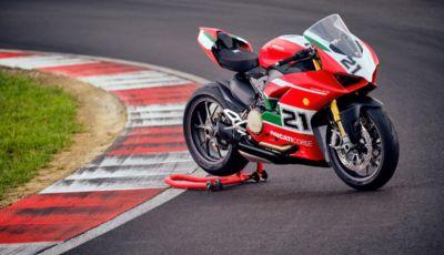 Ducati: arriva la Panigale V2 per omaggiare Troy Bayliss