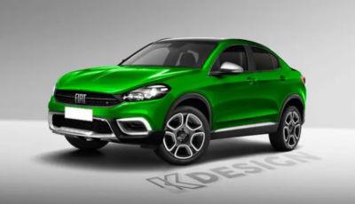 Progetto 376: il SUV di Fiat potrebbe diventare realtà