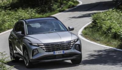 Hyundai Tucson ora anche in versione Plug-in Hybrid