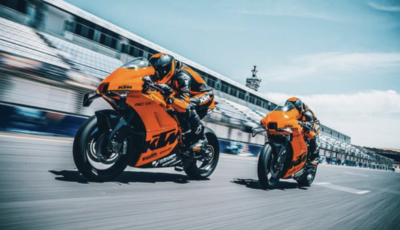 KTM RC 8C, una moto da record anche in fatto di vendite