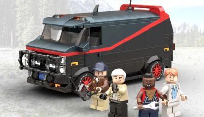 Lego Ideas: ecco il kit dedicato all'A-Team