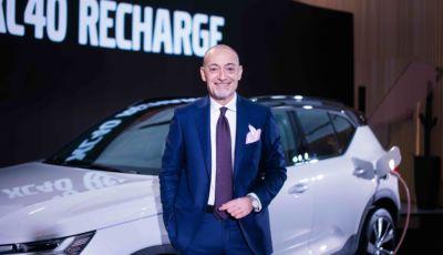 Michele Crisci, Presidente Volvo Car Italia e Presidente UNRAE