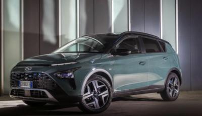 Hyundai Bayon: il SUV spazioso e tecnologico dal prezzo contenuto