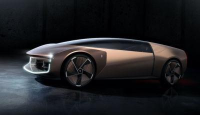 Teorema, la concept car di Pininfarina sviluppata interamente utilizzando la realtà virtuale