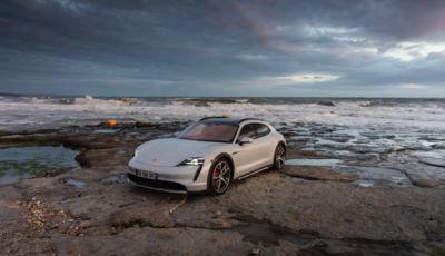 [VIDEO] Prova Porsche Taycan Cross Turismo: dalla pista al fuoristrada con 760 CV