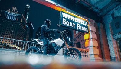 Zero Motorcycles: presentata la nuova Zero FXE