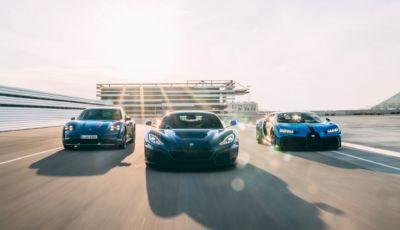 Bugatti si allea con Rimac… sotto la supervisione di Porsche!