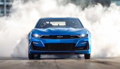 Chevrolet Camaro: la prossima generazione sarà Full Electric