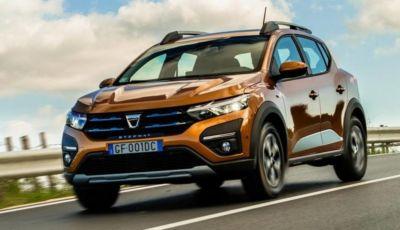 Dacia: l'erede elettrica della Sandero in arrivo per il 2026?
