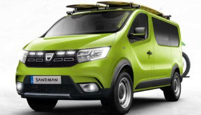Dacia Sandman: il camper economico fai-da-te costa meno di 20.000 Euro