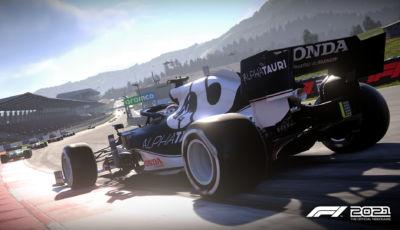 F1 2021: il nuovo videogioco è disponibile su PC, PS4, PS5 e Xbox