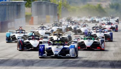 Formula E: svelato il calendario 2022, l'ePrix di Roma prima tappa europea