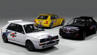 Lancia Delta Integrale Evo: in arrivo otto esemplari firmati Miki Biasion