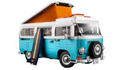 Volkswagen T2: in arrivo il Bulli della serie LEGO Creator Expert