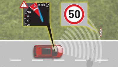 Dal 2022 tutte le auto nuove avranno il limitatore di velocità obbligatorio