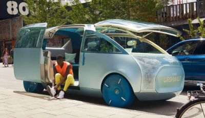 Mini Vision Urbanaut: la monovolume elettrica che asseconda i passeggeri