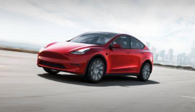 Tesla Model Y: il debutto in Italia ad agosto con prezzi da 60.990 Euro