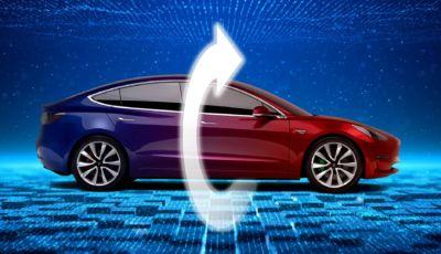 Tesla contro Porsche: i richiami via software seguono filosofie differenti