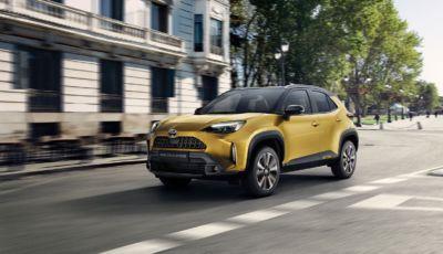 Toyota Yaris Cross: il SUV arriva in Italia in promozione a 22.650 Euro