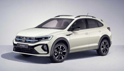 Volkswagen Taigo: il listino prezzi del nuovo SUV Coupé parte da 22.600 Euro