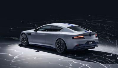 Aston Martin: sì all'elettrico ma non prima del 2026