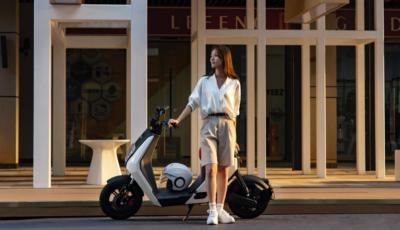 Honda U-be: lo scooter elettrico dal prezzo bassissimo