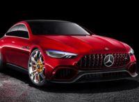 Mercedes-AMG: giù il velo dalla GT 73e plug-in