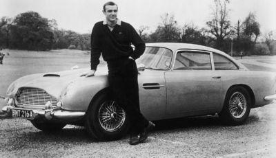 Aston Martin: la DB5 di James Bond rivede la luce dopo 25 anni?