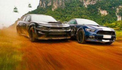 Fast & Furious 10: il nuovo capitolo arriva il 7 aprile 2023