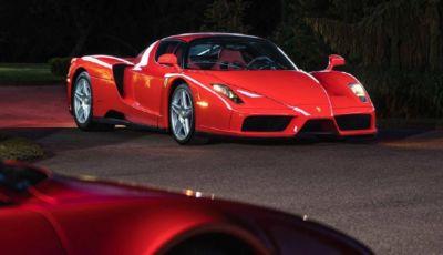 Una Ferrari Enzo da record, ma nel prezzo