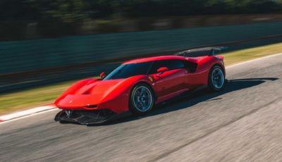Ferrari SP48 Unica: la special retrò su base F8 Tributo arriva nel 2022