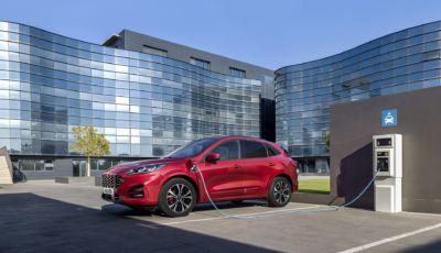 Ford Kuga: nei primi sei mesi del 2021 è la Plug-in Hybrid più venduta in Europa