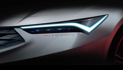 Honda rilancerà il mito della Integra sotto marchio Acura