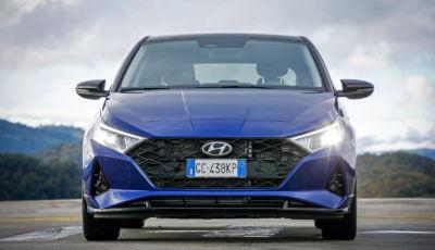 Hyundai i20: disponibile l'allestimento Techline da 16.200 Euro
