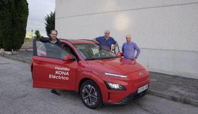 Hyundai Kona Electric (di nuovo) da record: 790 km di autonomia in città!