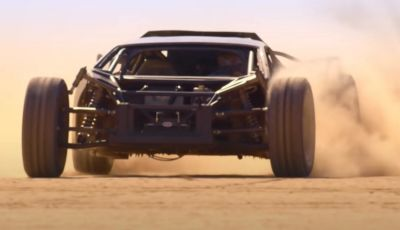 La Lamborghini Huracán mette i tasselli e diventa… Jumpacan!