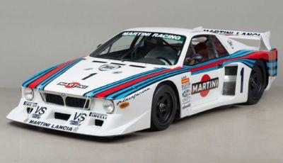 Un'altra regina delle corse è in vendita: ecco la bellissima Lancia Beta Montecarlo Turbo!