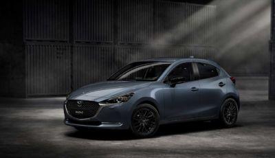 Mazda2: la versione 2022 aggiorna motori e tecnologia di bordo