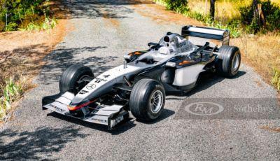 Quanto costa una McLaren da Formula 1 all'asta?