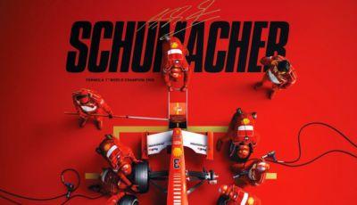 Michael Schumacher: il 15 settembre arriva il documentario su Netflix!