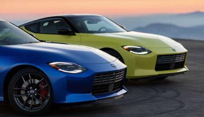 Nuova Nissan Z 2022: la sportiva giapponese avrà un V6 da 405 cavalli