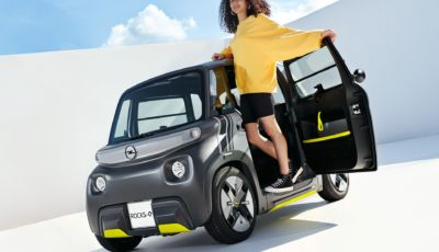 La Citroën Ami parla tedesco… e si trasforma in Opel Rocks-e!