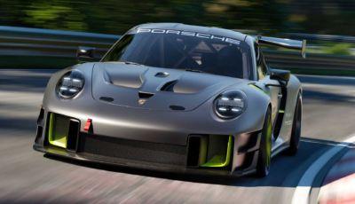 Porsche lancia la 911 GT2 RS Clubsport 25 per firmare il nuovo record del Nürburgring