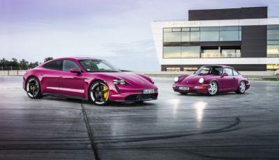 Porsche Taycan: tutte le novità del MY 2022 (anche Cross Turismo)