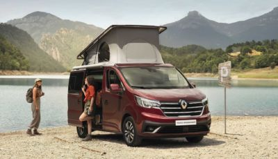 Renault Trafic SpaceNomad arriva in Europa