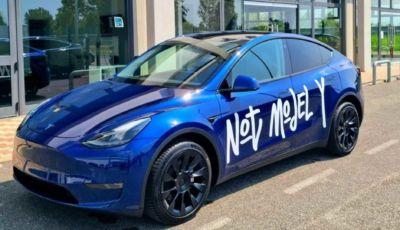 Tesla Model Y: in Italia a settembre nelle versioni Long Range e Performance