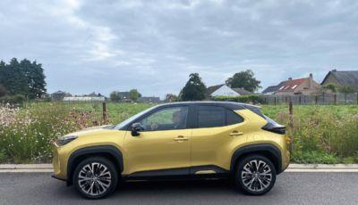 Toyota Yaris Cross: test drive su strada del nuovo SUV giapponese