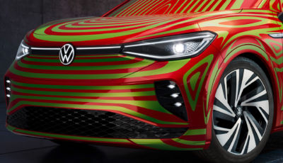 Volkswagen ID.5: il SUV Coupé (anche GTX) si mostra al pubblico