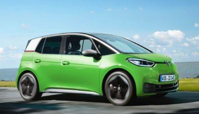 Volkswagen ID.2 e Skoda Elroq: le prime compatte elettriche arrivano dal 2024