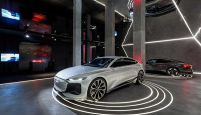 Audi City Lab: le quattro ruote arrivano alla Milano Design Week